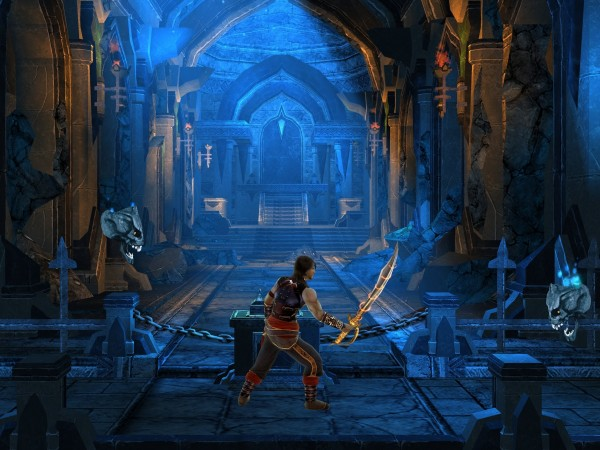 Prince of Persia The Shadow and the Flame - Screenshot