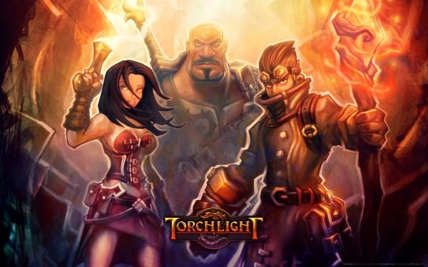 Torchlight - Wallpaper HD - 1920x1200