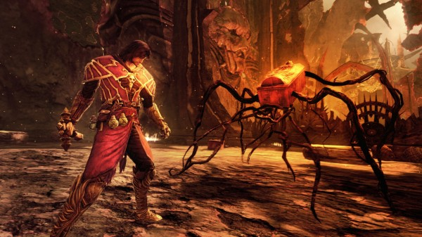 Castlevania Lords of Shadow PC Screenshot