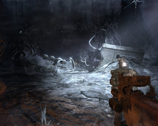 Metro 2033 Screenshot 2