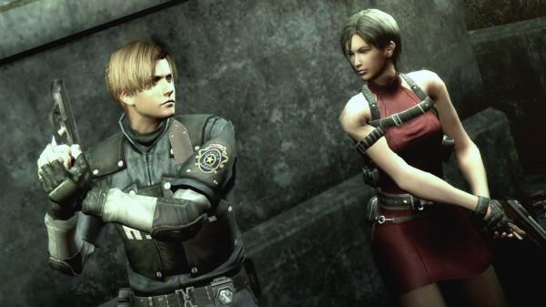 Resident Evil The Darkside Chronicles Screenshot