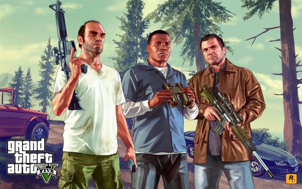 GTA V Wallpaper HD