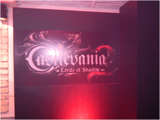 Konami Media Night Brasil - Castlevania - Lords of Shadow 2