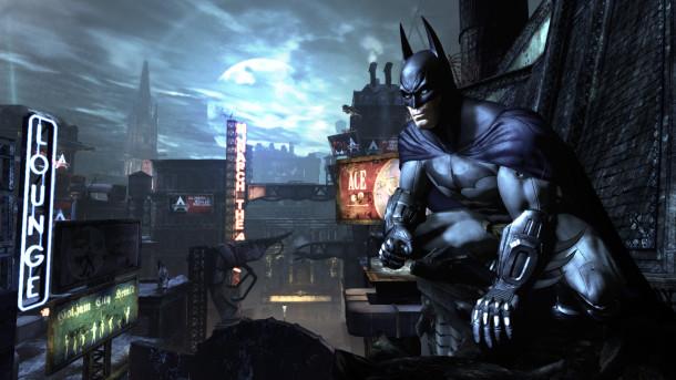 Batman - Arkham City - Screenshot Full HD Master Blaster