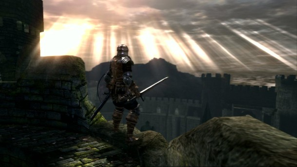 Dark Souls - Landscape Screenshot