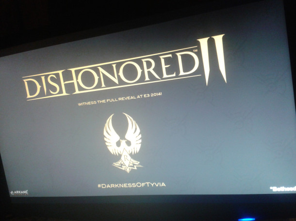 Dishonored II - Darkness of Tyvia - Logo