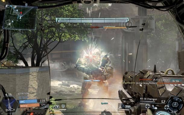 Titanfall - Titan vs Titan Screenshot