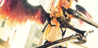 Dark Angel Olivia - Rage of Bahamut Cosplay - Por Jasper Z - 03