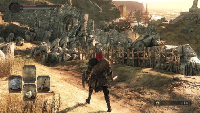 Dark Souls II - Caminho para Majula - PS4