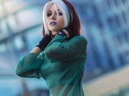 Cosplay da Vampira - Rogue - X-Men Evolution - Index