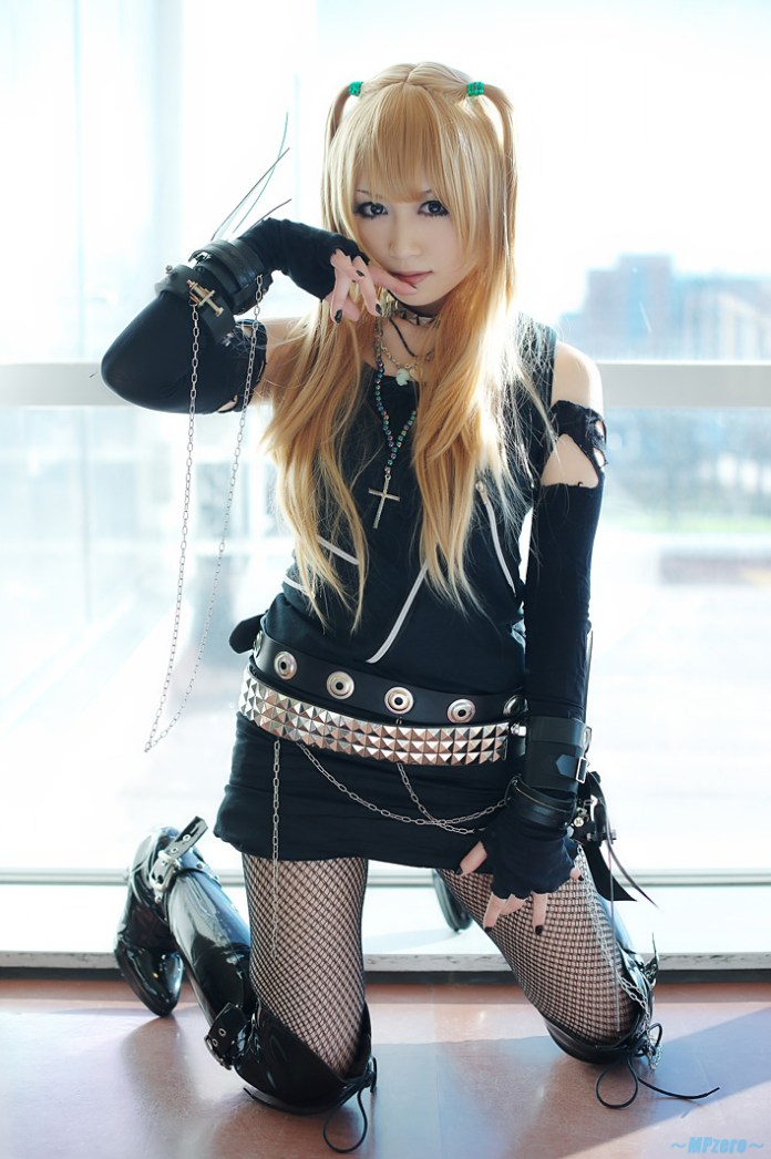 Misa Amane Cosplay - Death Note - Por Iori Cosplay 02