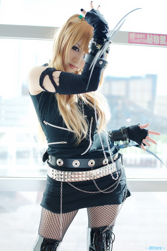 Misa Amane Cosplay - Death Note - Por Iori Cosplay 05