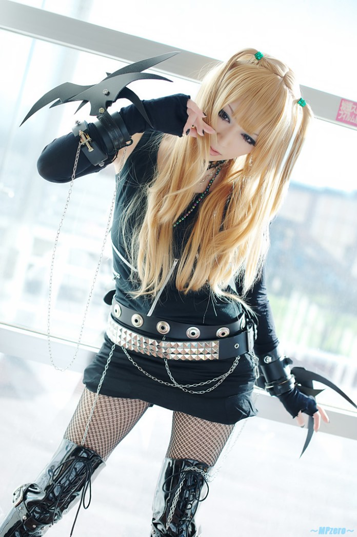 Misa Amane Cosplay - Death Note - Por Iori Cosplay 06