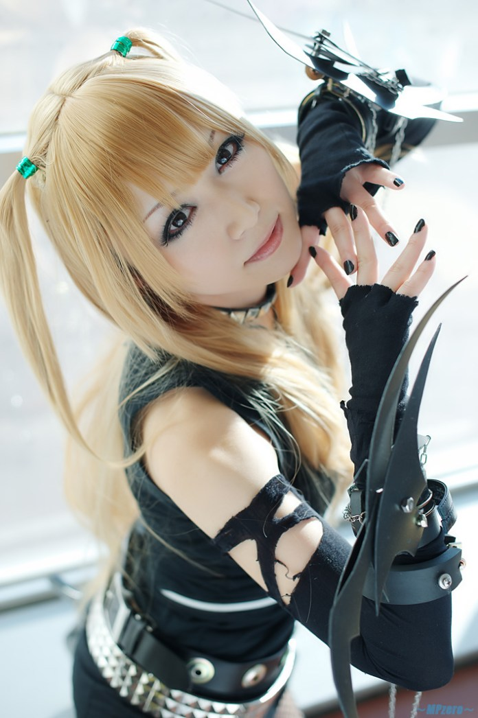Misa Amane Cosplay - Death Note - Por Iori Cosplay 08