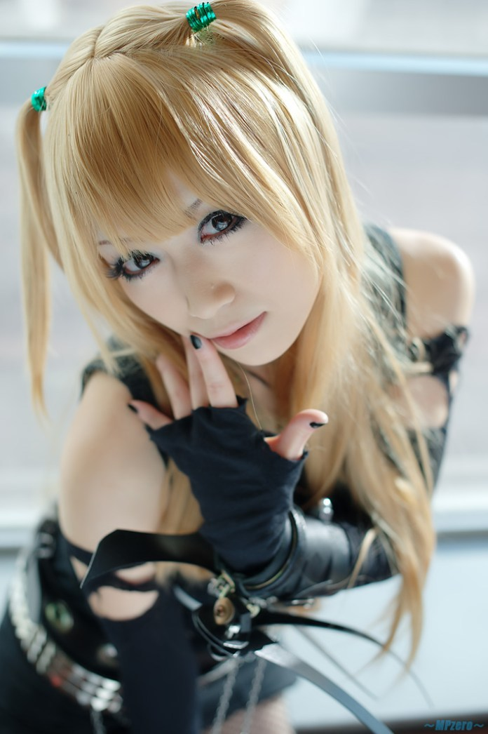 Misa Amane Cosplay - Death Note - Por Iori Cosplay 09