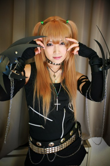 Misa Amane Cosplay - Death Note - Por Iori Cosplay 19