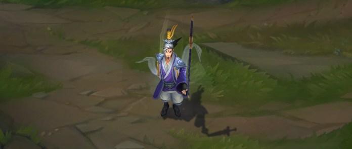 League of Legends - Master Yi Espada Eterna 01