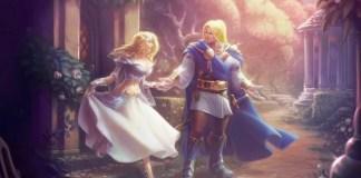 World of Warcraft Chronicle Volume 3 - Arthas e Jaina - Topo