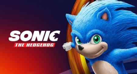 Imagem do Sonic - Filme