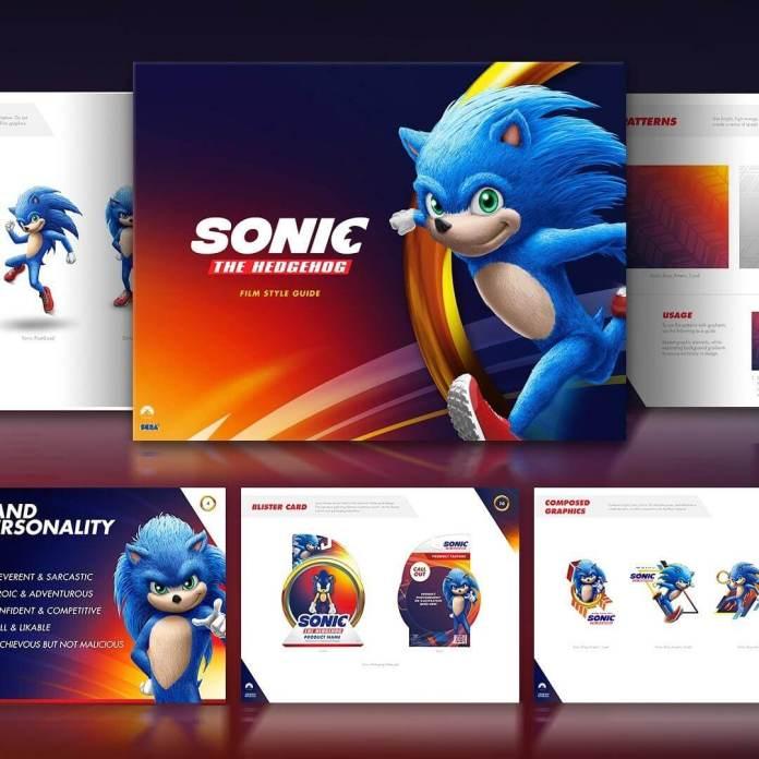 Sonic Visual 2 - Filme Live Action
