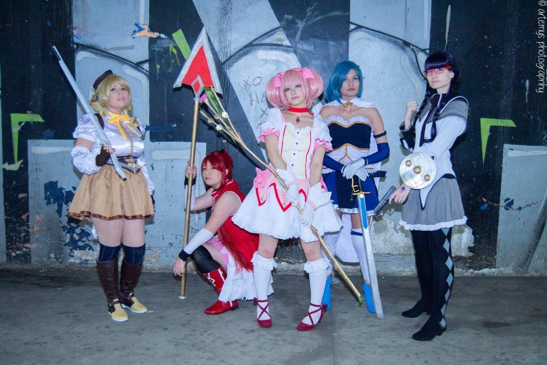 Cosplays - Puella Magi Madoka Magica - Animes - Foto