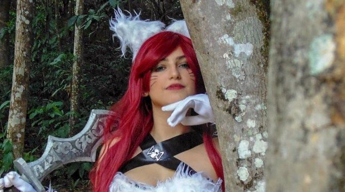 Kitty Kat Katarina Cosplay - League of Legends - LoL