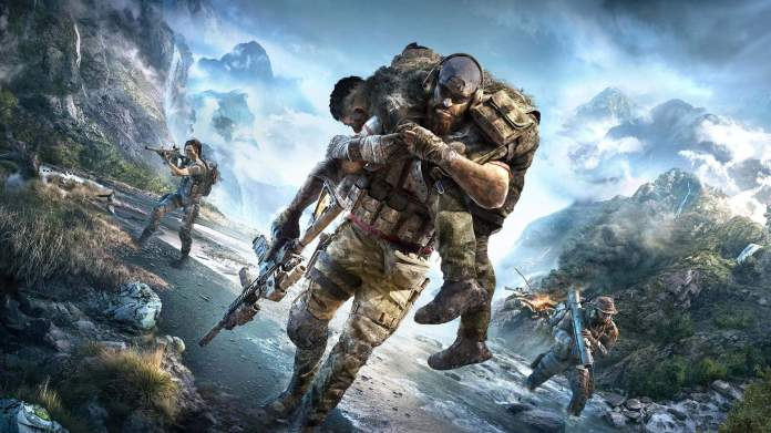 Ghost Recon Breakpoint - KeyArt Wallpaper Full HD - Novo jogo da Ubisoft