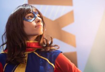 Miss Marvel - Kamala Khan Cosplay Foto