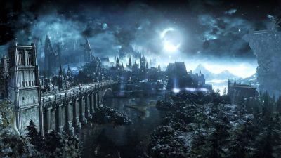 Progressão em Dark Souls III: Tretas em Irithyll do Vale Boreal