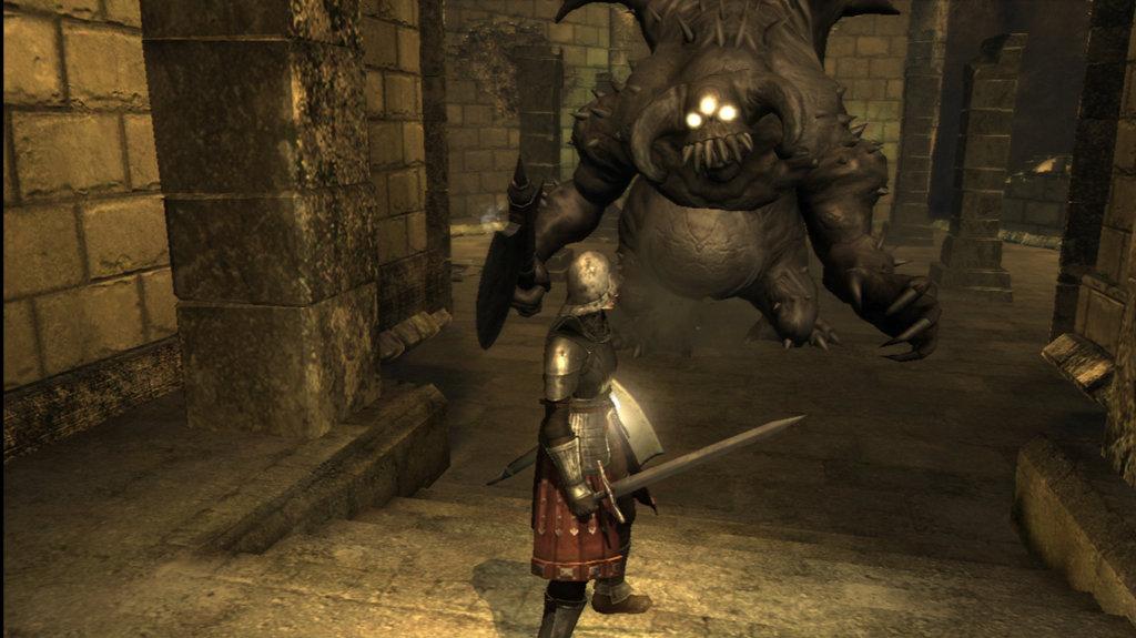 Demon's Souls - PS3 Screenshot Vanguard
