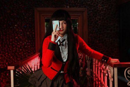 Jabami Yumeko Cosplay - Kakegurui - Nanamicos 03