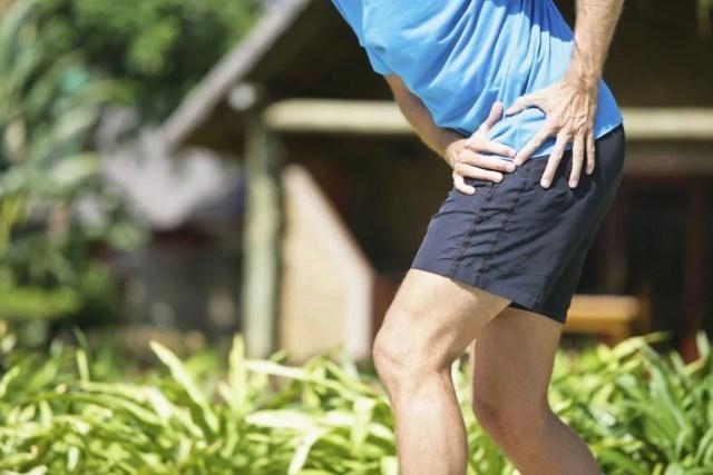 A fibromialgia pode levar a uma certa sensibilidade à dor.
