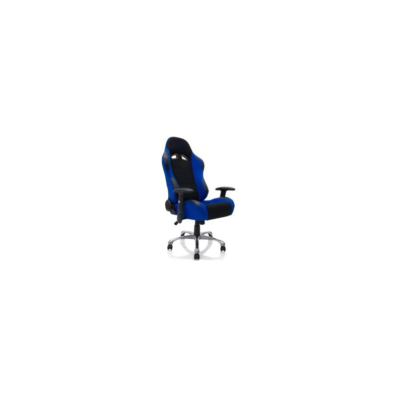 Fauteuil De Bureau Look Racing Bleu Noir
