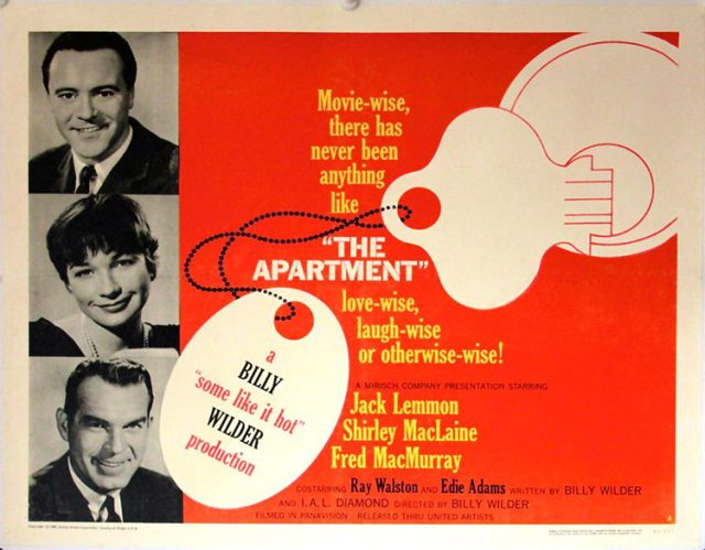 The Apartment on Selective Memory