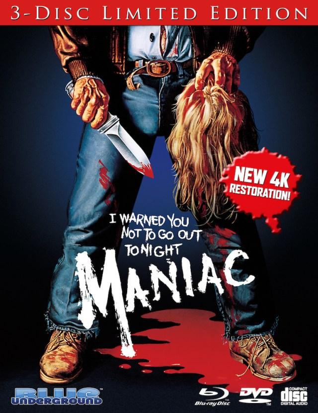 Maniac on Selective Memory