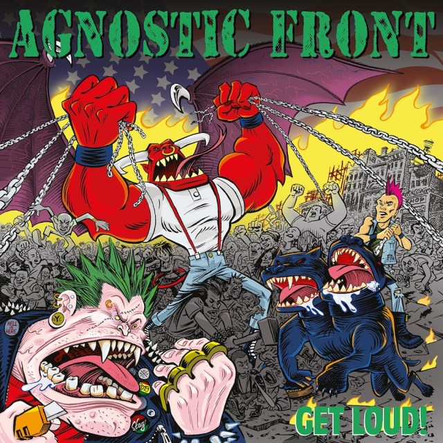 Agnostic Front on Selective Memory