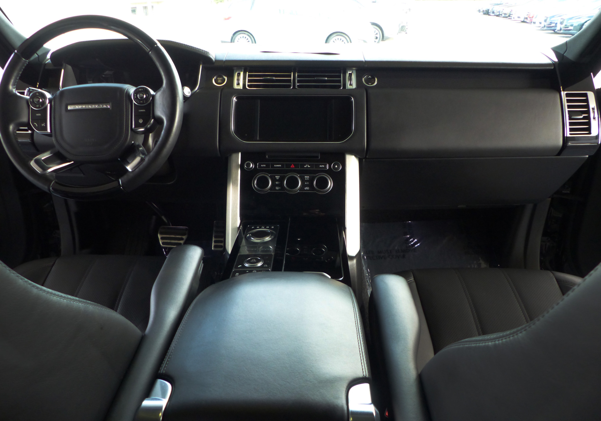 Used 2014 Land Rover Range Rover 5 0L V8 Supercharged