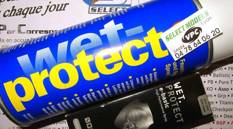 Wet protect