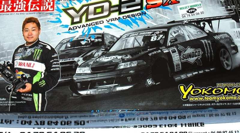 Yokomo YD-2sx