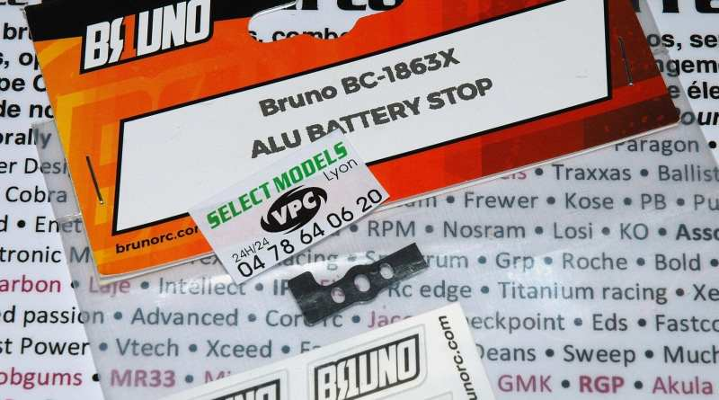 battery stop bruno bc-1863X
