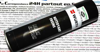 Promo bombes wurth noires