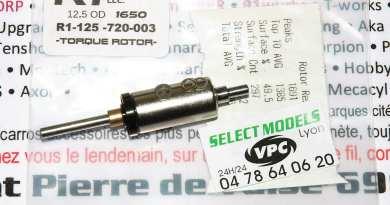 rotor 1 pour moteur stock