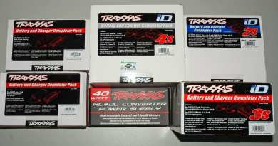 Pack chargeur/accus Traxxas