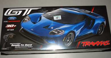 Ford GT 4*4 Traxxas