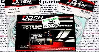 Fils et moteur 13.5 Dash