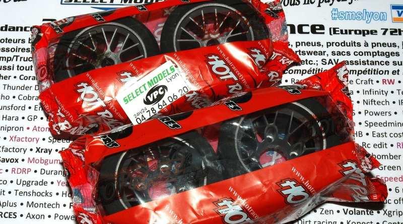 Hot race mousse 1/10 pan car wet compound