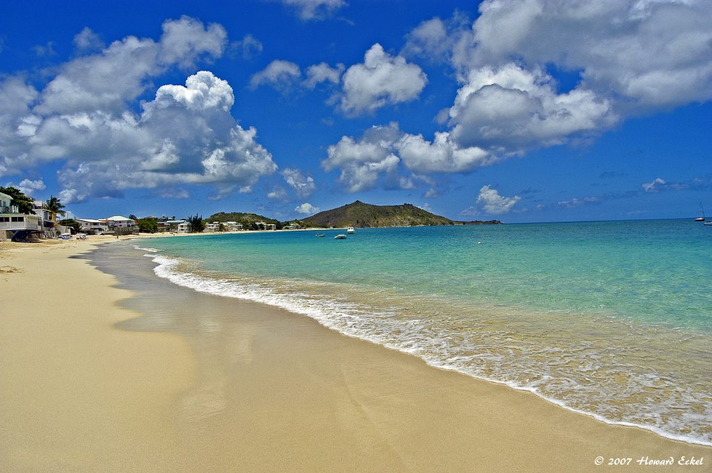 St Martin Family Yacht Charter Vacation Grand Case Beach