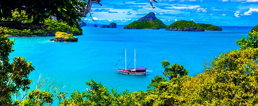 Thailand Luxury Charter In The Andaman Sea Select Yachts