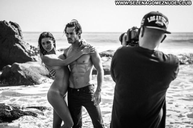 Alexis Sheree The Girl Singer Bikini Male Posing Hot Ocean Nude
