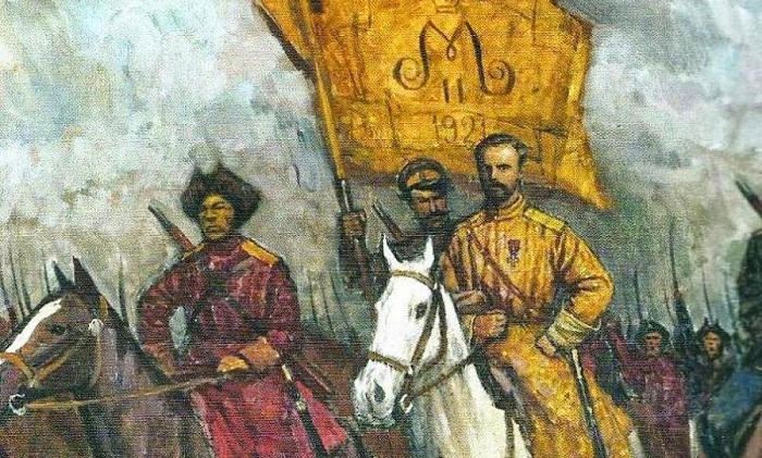 Baron von Ungern – Who Helped Make an Independent Mongolia